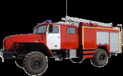 Автоцистерна пожарная АЦ 4,0-40 (Урал 43206-61) 2к