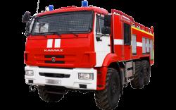 Fire truck AZ 6,0-40.400 (KAMAZ 43118) 2cab