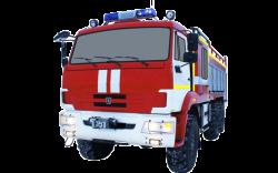 Автоцистерна пожарная АЦ 5,0-60 (Камаз 43118RF) 2к