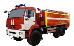 Camión cisterna de bomberos AC 9,0-40 (CAMAZ 43118) 1C