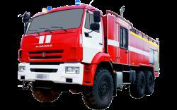 Fire truck AZ 8,0-70 (KAMAZ 43118) 2cab