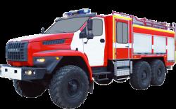 Fire truck AZ 4,0-40 (URAL NEXT 5557) 2cab