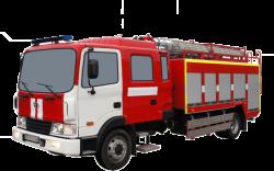 Camión cisterna de bomberos AC 3,2-40 (Hyundai HD120) 2C NEW