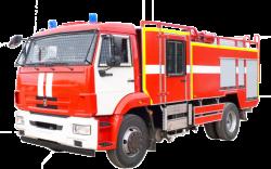 Camión cisterna de bomberos AC 5,5-40 (CAMAZ 43253) 2C