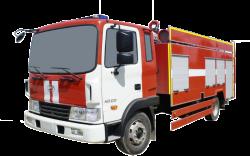 Автоцистерна пожарная АЦ 5,0-40.400 (Hyundai HD120) 1к