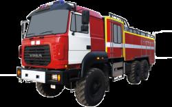 Fire truck AZ 8,0-70 (URAL 5557-82) 2cab