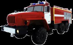 Fire truck AZ 8,0-40 (URAL 5557) 1cab