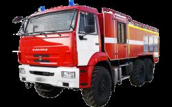 Автоцистерна пожарная АЦ 6,0-70 (Камаз 43118) 2к