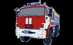 Camión cisterna de bomberos AC 5.0-60 (CAMAZ 43118RF) 2C