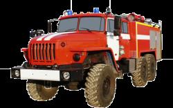 Fire truck AZ 4,0-40 (URAL 43206-61) 1cab