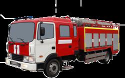 Автоцистерна пожарная АЦ 3,2-40 (Hyundai HD120) 2к NEW