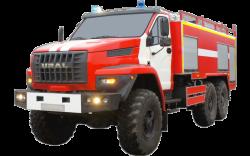 Fire truck AZ 6,0-40 (URAL NEXT 5557) 1cab