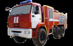 Fire truck AZ 5,0-40 (KAMAZ 5350) 2cab